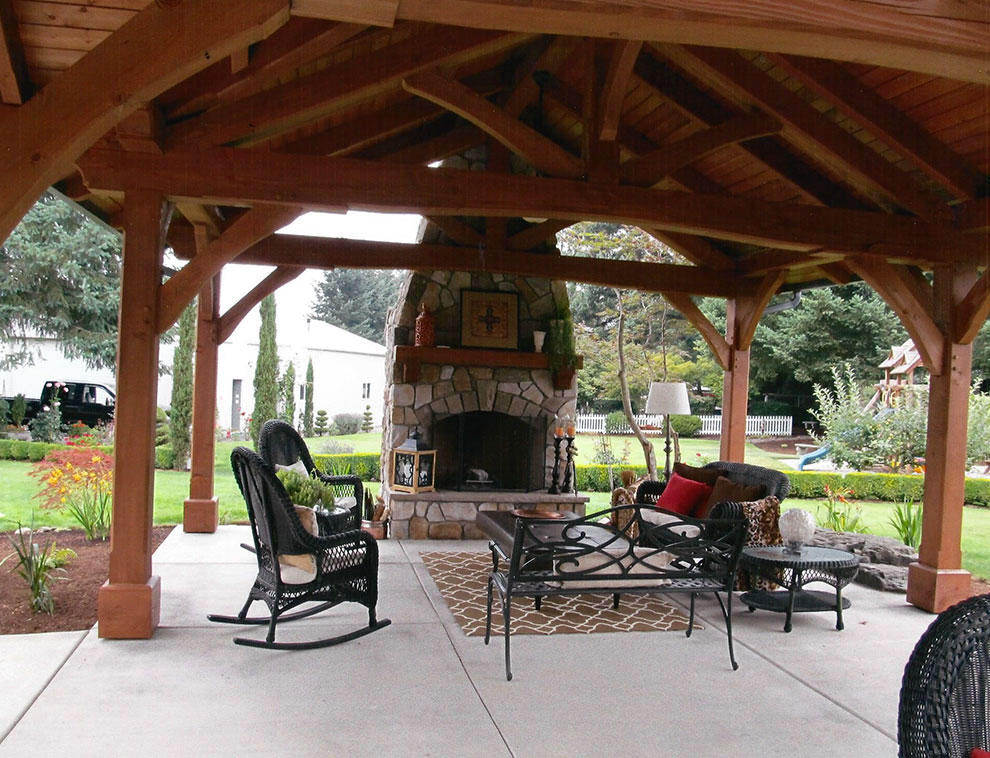 Outdoor Living Products : Outdoor Living Northwest  Products  Patio Covers and ...